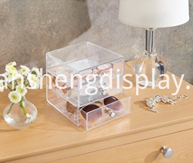 Acrylic Clear Stackable Storage Organizer