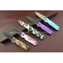Cuchillo de bolsillo hermoso (SE-410)