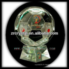 belle boule de cristal k9 K042