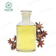 Aceite de anís natural puro para aplicaciones medicinales.