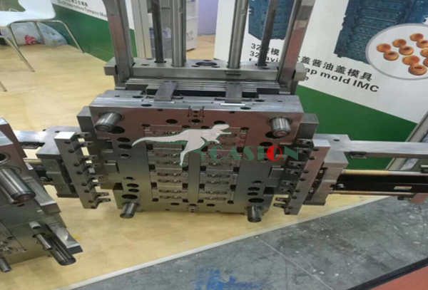 Injection Mold For Plastic Bottle Cap