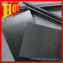 0.5mm Thickness Molybdenum Sheet in Stock