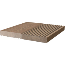 Strong decking screws solid floor is easy to install