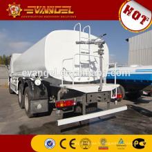 prix concurrentiel SHACMAN réservoir d'eau camion à vendre
