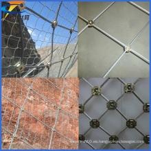 Red de la protección de la pendiente del acero inoxidable (fabricación de China)