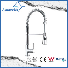 Modern Lead Free Brass Health Pull out Kitchen Faucet