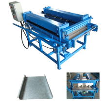 Tragbare Metalldach-Rolle, die Maschine bildet