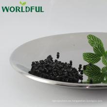 Humato orgánico natural del fertilizante Humate cilíndrico para la agricultura