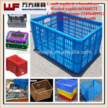 China Taizhou Professional Durable high quality OEM plastic injection Basket Mold/Plastic Basket mold/plastic vegetable basket