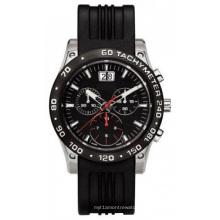 Ss Case Ceramic Bezel Rubber Band Quality Timepiece