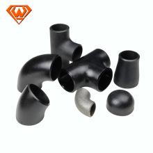 accesorios de tubería de soldadura a tope sin soldadura de acero al carbono