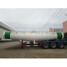 V Strong Sulfuric Transport Tanker Semi-Trailer