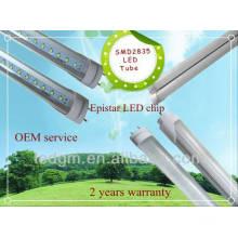 Usine prix 1,2 m Tube T8 LED Tubo 2835 Fluorescent