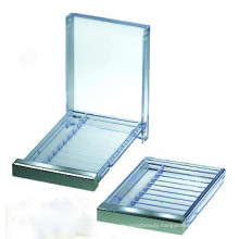 Transparent wholesale Cosmetic Box Eyeshadow case wholesaler