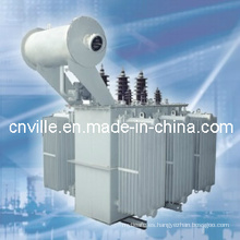 Transformador de distribución / subestación eléctrica