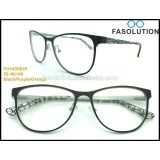 2015 New Metal (Stainless Steel) Optical Frames for Women/High-End Ultra-thin Fashion Eyewear
