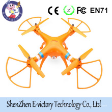FPV RC Drone 6-Axis Professional Quadcopter With 2MP WiFi Camera RC Helicopter With Battery And Blades As Gift