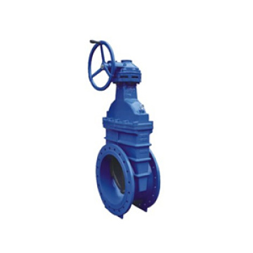 Ductile Iron Flanged Gate Valve DIN/BS/AWWA