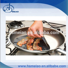 PTFE Cocción redonda antiadherente y lámina para hornear para sartenes