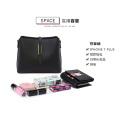 Ladies Casual PU Leather Sling Bag