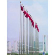6m Price Galvanized Flag Steel Pole