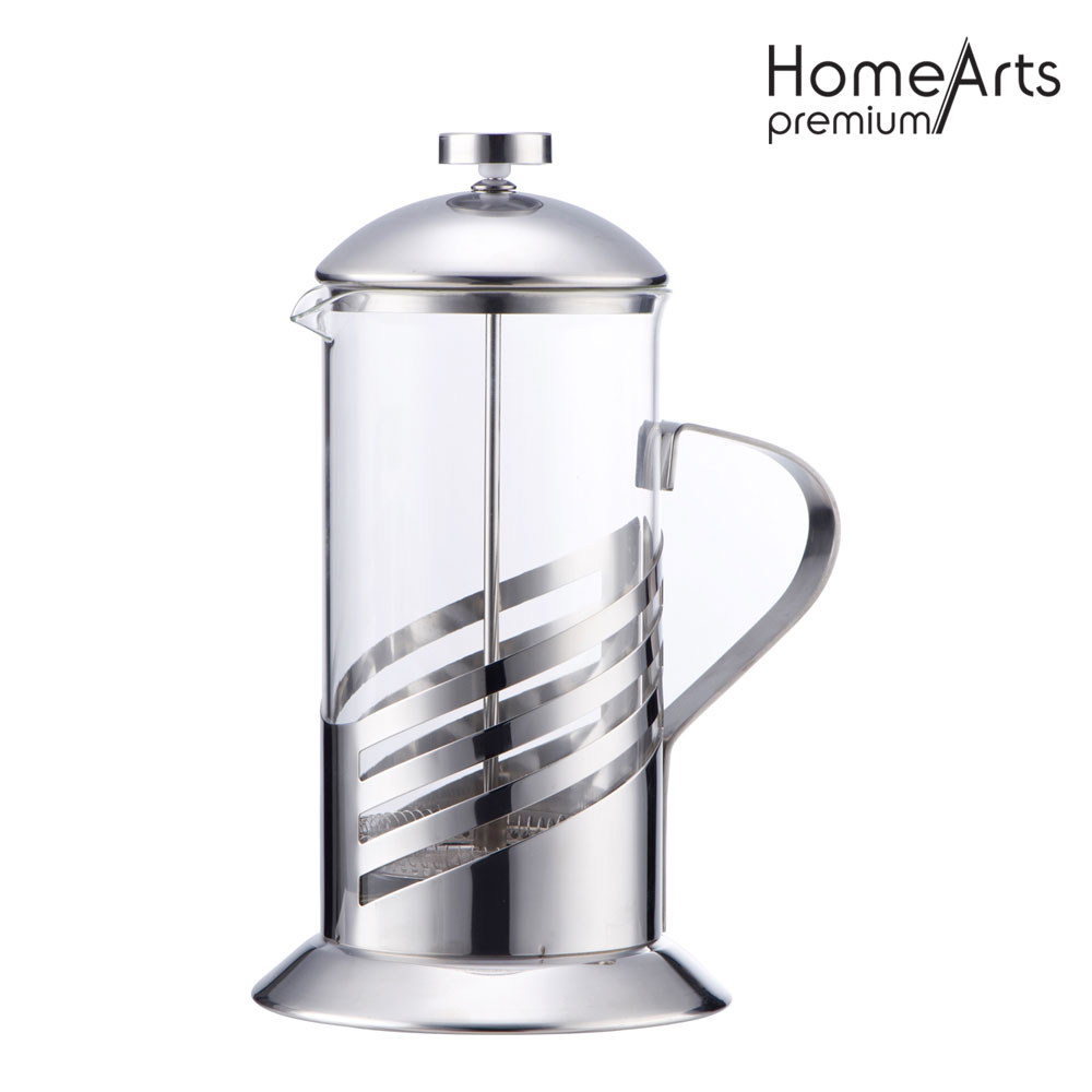 Stainless Steel Housing Coffee Press