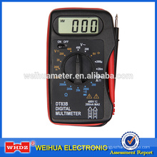 small digital multimeter DT83B with Battery Test