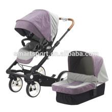 Детская коляска из фарфора