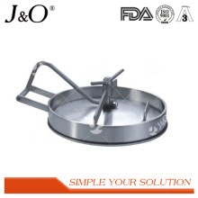 Sanitary Stainless Steel Cover Manhole