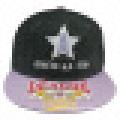 Snapback Cap with Flat Peak New057