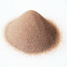 Areia de jateamento de areia granulada de alta densidade a granel 30-60 #