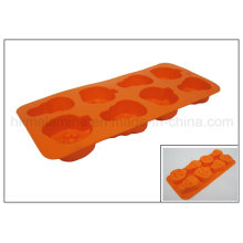 Helloween Ghost Shaped Silicone Ice Cube Tray (RS31)