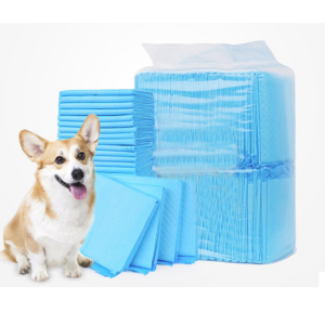 Flexible Absorption Rate Disposable dog training pads