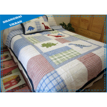 2 PCS algodón ropa de cama bordado bebé (niños) edredón