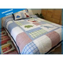 2 PCS algodão cama bordado bebê (Kids) Quilt