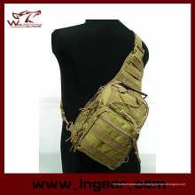 Paquete del bolso del tamaño pequeño deportes al aire libre Tactical Sling bolso zurrón para la venta