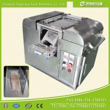 Máquina de corte de sesgo de carne de cerdo / carne de cordero / mesa de escritorio
