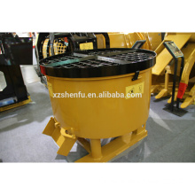 Sf High Quality Construction and Road Equipment Hydraulic Concrete Mixer
