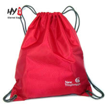 Thin section durable non woven backpack