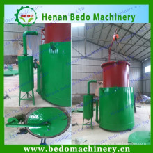 China made cashew shell charcoal making furnace with CE 008613253417552