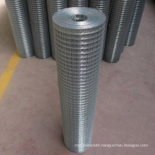 China Zhuoda Galvanized Annealed Welded Wire Mesh for Sale