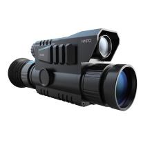 Lente de óptica táctica de francotirador Disparo de punto rojo