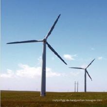 Kundenspezifischer Wind Power Generator Stahl Turm Stahl Pole