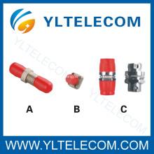 Fibra óptica Adaptador ST/FC SM/MM adaptador