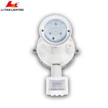 2018 led sensor security China manufacture led security light with sensor 1x10w led security flood light