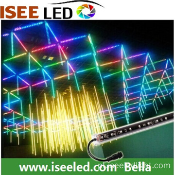 Cor do palco acenando 3D LED Tube DC12V