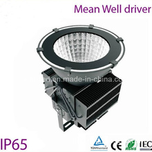 500W LED High Bay Light/Mining Light/ Stadium Light/Warehouse Light CREE3020 Chip Meanwell Driver 5years Warranty