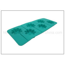 Flower Shaped Ice Lolly Silicone Mould (RS15)
