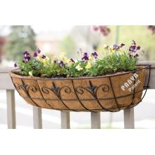 Jendela Finial klasik Window & Deck Planter Trough