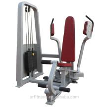 Equipo de gimnasio comercial XT02 Low Pectoral Fly / body building